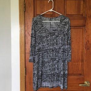 Patterned Women's shirt/dress